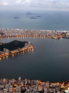 Rio de Janeiro, Brazil lagoa de freitas