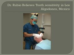 To treat your tooth sensitivity, contact Dayo Dental today to get in touch with Dr. Carlos Rubio, your expert dentist in Los Algodones, Mexico! #drcarlosrubio #rubiodentalgroup
