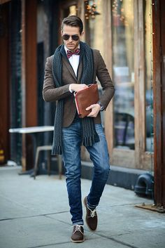 Business casual, great! Follow also http://everythingforguys.co.uk
