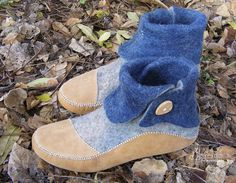 Knitting bag diy how to make Ideas Felt Boots, Baby Boots, Knitted Slippers, Knitted Bags, Moccasin Boots, Shoe Boots, Boots Christmas Gifts, Fancy Shoes, Espadrilles