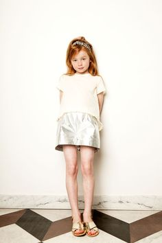 Inspiration for an Oliver + S Butterfly Blouse and Skirt