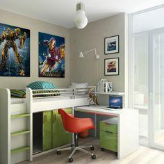 NapadyNavody.sk | 15 nápadov na moderné, hravé a štýlové detské izby