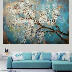 Die 42 besten Bilder von Kunst fürs wohnzimmer | Contemporary Art ...