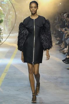Moncler Gamme Rouge Spring 2014 Ready-to-Wear Collection Slideshow on Style.com