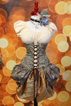 ʂŧɘąɱ ~ Steampunk & Victoriana ~ Fairytale Corset Costume