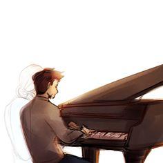 "cazdraws:""""mother's day"" ""And that's the exact moment my heart broke. Piano-playing Tony is rapidly becoming my favourite trope. Marvel Fan Art, Marvel Memes, Marvel Avengers, Familia Stark, Superior Iron Man, Marvel Tony Stark, Tony And Pepper, Wattpad, Marvel Entertainment"