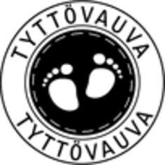 FinnStamper-leimasin Tyttövauva - FinnStamper.com