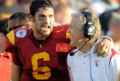 When the 8-4 Seahawks play the 9-3 Eagles in Philadelphia on Sunday, Pete Carroll will renew his relationship with Mark Sanchez, the quarterback who played for him at USC before making an early jump to the NFL.