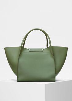 Medium Big bag in smooth calfskin  9ed86e1765be5