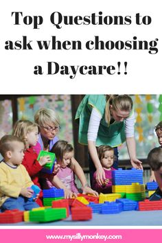 Questions to ask when choosing a daycare, infant daycare, questions to ask daycare, parenting tips