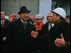 Edward Gierek na Ursynowie (styczeń 1977)