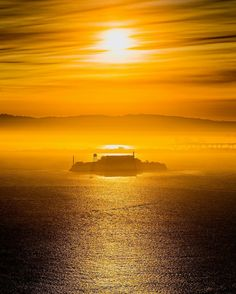 The Rock San Francisco by Chris Topher #sanfrancisco #sf #bayarea #alwayssf #goldengatebridge #goldengate #alcatraz #california