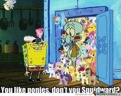 Spongebob the thug