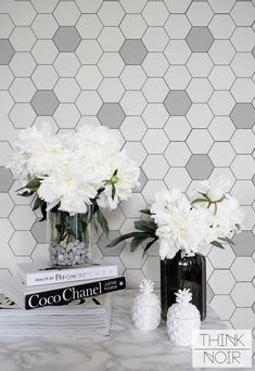 Honeycomb Pattern walllpaper