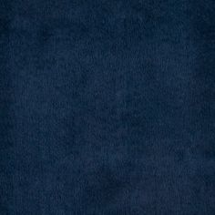 This is a polyester ultra suede in navy. Very fine, great for Upholstery.