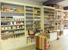 Agencement épicerie fine, mobilier personnalisé épicerie