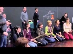 BODY PERCUSSION 5 (ALMAXXI 2013) - Salvo Russo --- if you don't speak Italian, start at about 1:56