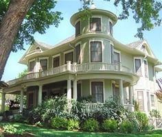 The Murphy House (bed & breakfast) in Weston Missouri