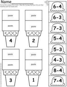 The Moffatt Girls: Math Scoops!