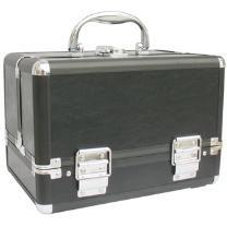 Triple Tier Tray Cosmetic Makeup Box Set - Triple Tier Trays  - Classic Design - Reinforced Edges
