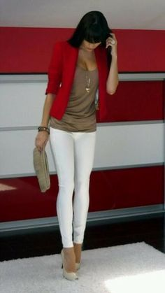All About Color Skinny Jeans