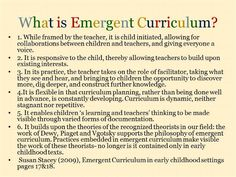 This is my favourite curriculum, the one that I am most passionate about. Having taught this for a few years, the children are much more responsive, excited and open to new experiences.