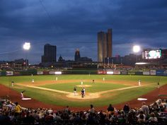 Parkview Field  - Baseball in Fort Wayne Indiana