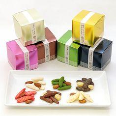 かきたねキッチン、バレンタイン限定「かきたねショコラ」販売-ナッツをミックス