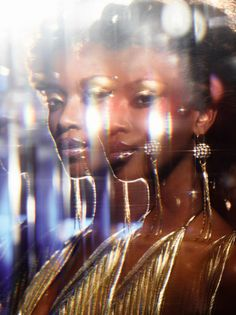 "RILEY MONTANA FOR MAC COSMETICS ""LE DISKO"" SUMMER 2015 COLLECTION"
