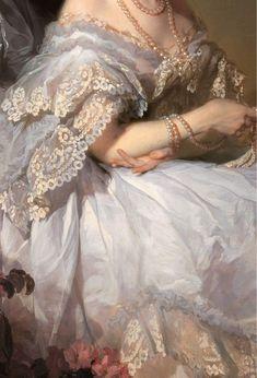 ella ♡님이 발견한 이미지입니다. We Heart It에서 회원님의 이미지와 동영상을 발견(및 저장)해 보세요. Renaissance Paintings, Renaissance Art, Aesthetic Painting, Aesthetic Art, Fairytale Dress, Photocollage, Princess Aesthetic, Victorian Art, Classical Art