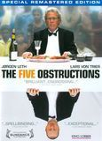 The Five Obstructions [DVD] [Dan/Eng/Fre/Spa] [2003]