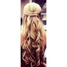 24 Creative Unique Wedding Hairstyles ❤ liked on Polyvore featuring beauty products, haircare, hair styling tools, hair, hair styles and hairstyles