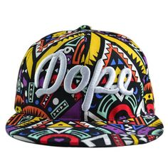Stylish Letters Embroidery Colorful Pattern Baseball Cap For Women #jewelry, #women, #men, #hats, #watches