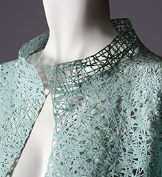 Shifting Paradigms Fashion + Technology #3dPrintedFashion