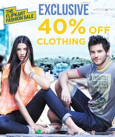 #Flipkart deal of the dayTop trends in women's and men's clothing