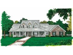 """AWESOME site for home plans...found my """"Realistic Dream House""""...not to find my """"Dream Money""""!! ;-)"""