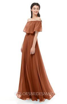 b7cdce02794 ColsBM Hana Bridesmaid Dresses Romantic Short Sleeve Floor Length Pleated  A-line Off The