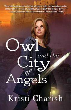 Owl and the City of Angels de Kristi Charish (VO)