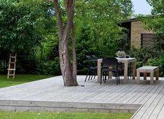 Pergola Ideas For Patio Product Outdoor Rooms, Outdoor Gardens, Outdoor Living, Outdoor Decor, Landscape Design, Garden Design, Scandinavian Garden, House Deck, Outside Living