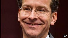 Dutch Finance Minister Jeroen Dijsselbloem to head Eurogroup