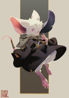村山竜大 Fantasy Character Design, Character Design Inspiration, Character Concept, Character Art, Concept Art, Pretty Art, Cute Art, Furry Drawing, Anthro Furry