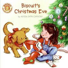 Biscuit's Christmas Eve by Alyssa Satin Capucilli, http://www.amazon.com/dp/0061128368/ref=cm_sw_r_pi_dp_m0Qbrb0SK38GP