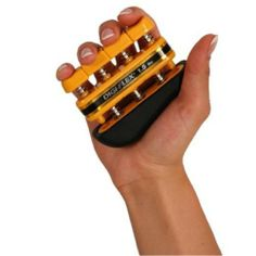 Digi-Flex - develops isolated finger strength as well as hand and forearm strength