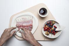 Tavola Arcaica de Fabio Molinas   Ganador del premio Audi Innovative Design Talent