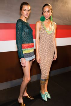 Missoni | Spring 2017 Backstage – The Impression