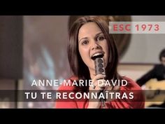 Anne-Marie David - Tu te reconnaîtras (Eurovision Song Contest 1973) - YouTube