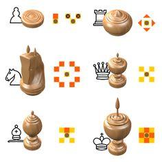 Makruk - Thai chess   Jocly (cheat sheet)