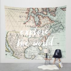 explore the world Wall Tapestry by Sylvia Cook Photography | Society6