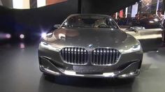 BMW Vision Future Luxury Concept - World Premiere
