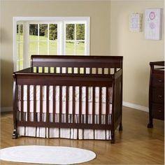 Da Vinci Davinci Kalani 4 In 1 Convertible Wood Baby Crib W Toddler Nursery Furniture Setsnursery